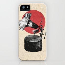 Gramophone iPhone Case