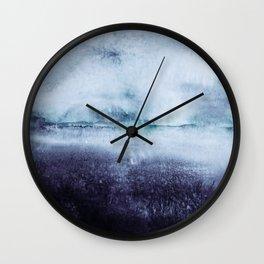 direction north Wall Clock