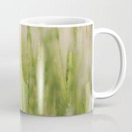 Ladybug in the Grass, Summer Softness with Grain Coffee Mug