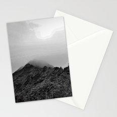 Foggy Peaks Stationery Cards