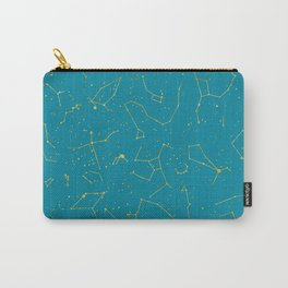 Northern Celestial Hemisphere Carry-All Pouch