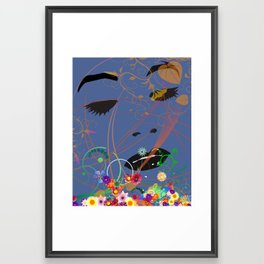 Dreams2 Framed Art Print