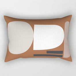 Shape study #11 - Stackable Collection Rectangular Pillow