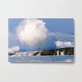 """Ocean Waves """"TABLE TOPS""""  Metal Print"""