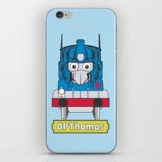 Opthomas Prime iPhone & iPod Skin