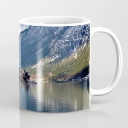 Hallstatt village Coffee Mug