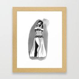 Soheir Zaki Framed Art Print