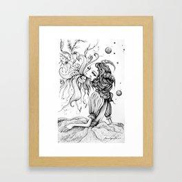 Inclusivus Questae Framed Art Print