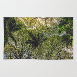 Jungle Canopy Rug