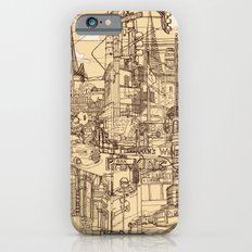 San Francisco! (Dusty) iPhone 6s Slim Case