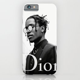 As-ap-Roc-ky-Di-or-Poster-Print, 2019 iPhone Case