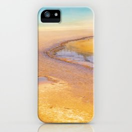 Yellowstone Colors No.1 iPhone Case