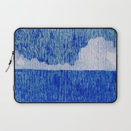 Blue Ocean Horizon Laptop Sleeve