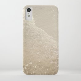 Sparkling Waves iPhone Case