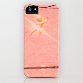 Childhood of humankind: Glimpses of consciousness iPhone Case