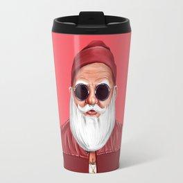 Hipstory -  Santa Claus Travel Mug