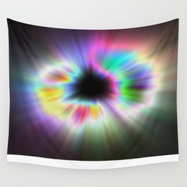 Radial Blur 3 Wall Tapestry
