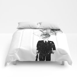 An Offer You Can't Refuse Comforters