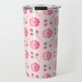 SAKURA CHERRY BLOSSOMS Travel Mug