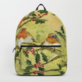 English Robin Backpack