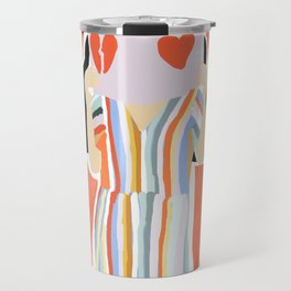 Broken Heart Travel Mug
