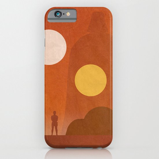 A New Hope Movie Poster iPhone & iPod Case