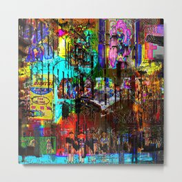 Frustration Nation, Take 1 (If I Only Knew What I Know Now...) [A.N.T.S Series] Metal Print