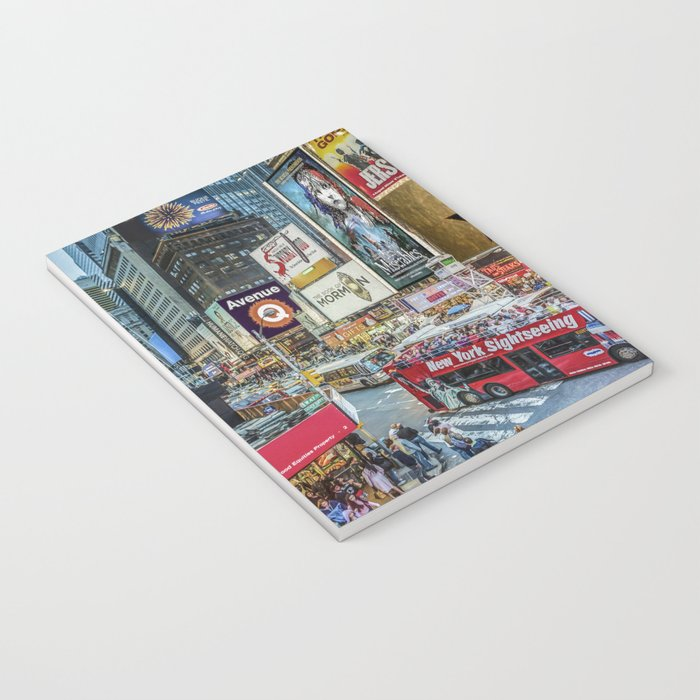 Times Square II Special Edition I Notebook