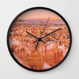 Bryce Canyon Magic  Wall Clock