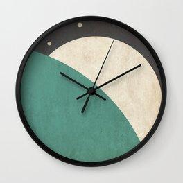 Loom- Space is Hot Wall Clock