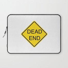 Dead end Laptop Sleeve