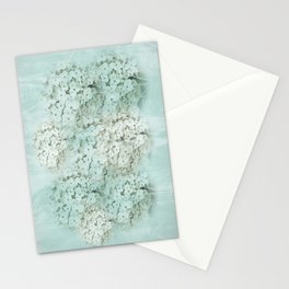 SHADY HYDRANGEAS Stationery Cards