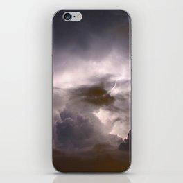 Night Explosions - V04 iPhone Skin