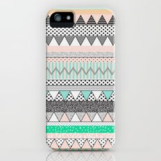 CHEVRON MOTIF Slim Case iPhone (5, 5s)