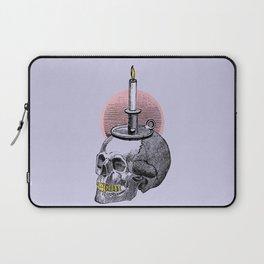 Lavender Cadaver Laptop Sleeve
