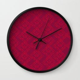 Turkish Valentine Wall Clock