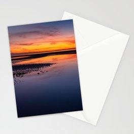 Seascape Sunset Stationery Cards