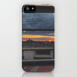 Morning Ember iPhone Case