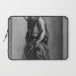 Annibale Carracci - St John the Baptist Laptop Sleeve