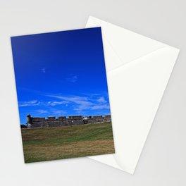 Castillo de San Marcos V Stationery Cards