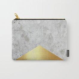 Concrete Arrow Gold #372 Carry-All Pouch