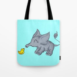 Ducky Buddy Tote Bag