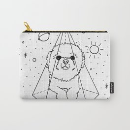 Shih Tzu Galaxy Carry-All Pouch