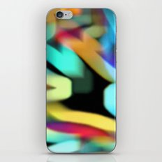 The Scarf iPhone Skin