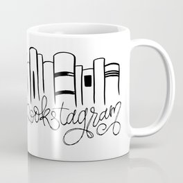Bookstagram Coffee Mug