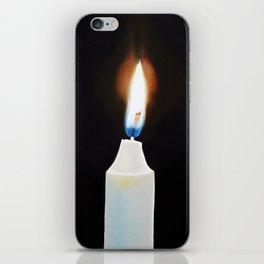 Candle iPhone Skin