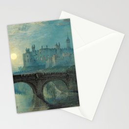 "J.M.W. Turner ""Alnwick Castle, Northumberland"" Stationery Cards"