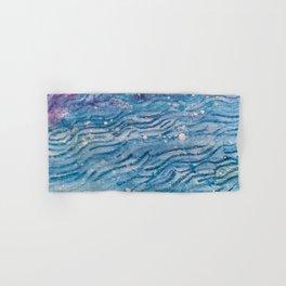 Zen Doodle Patterns in Ink Hand & Bath Towel