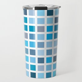 City Blocks - Sky #958 Travel Mug