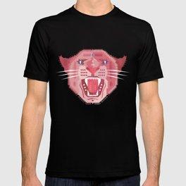 Pink Panther Pattern T-shirt